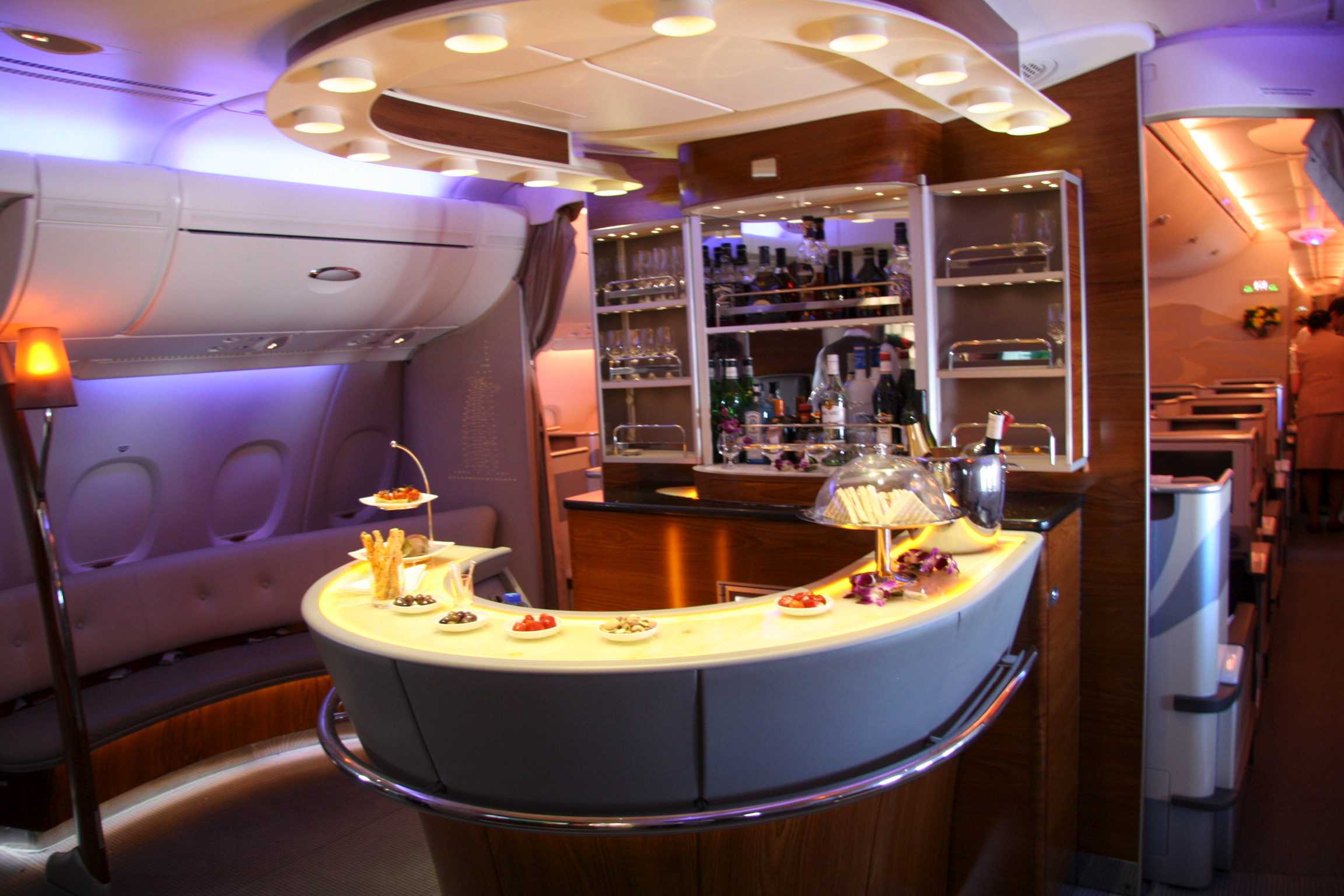 Emirates Bar Photo | Di's Takeoffs and Landings...